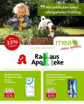 Rathaus Apotheke Pfronten Angebote MEA